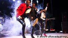 Sauti Sol Band Kenia (picture-alliance/dpa/Irungu)