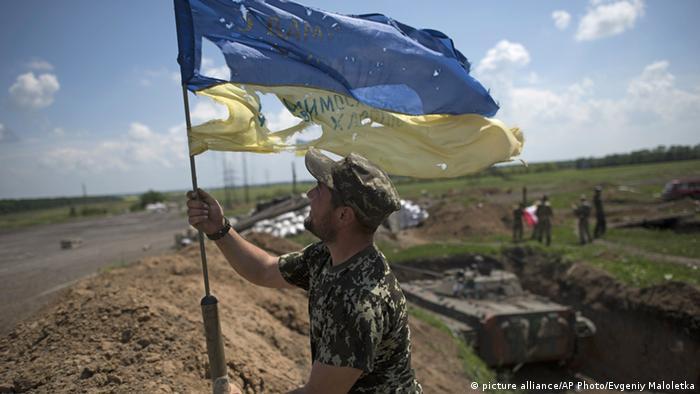 Ukraine Kriegsalltag