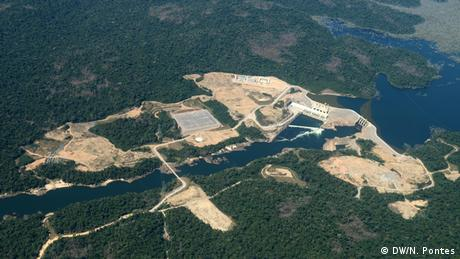 Teles Pires hydropower station