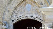 Italien Monte dei Paschi di Siena Bank
