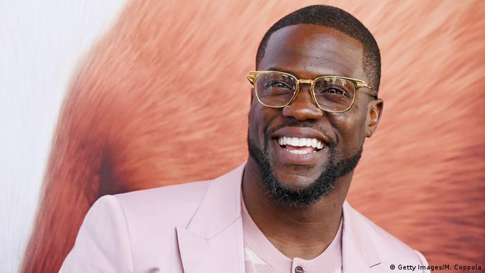 USA Kevin Hart (Getty Images/M. Coppola)