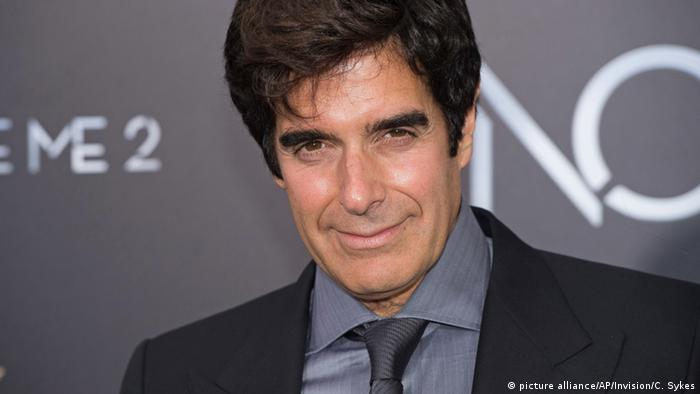 USA David Copperfield