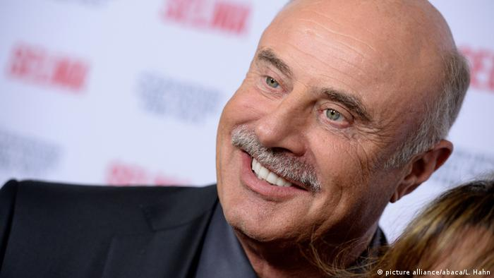 USA Dr. Phil McGraw (picture alliance/abaca/L. Hahn)