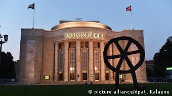 The Volksbühne in Berlin