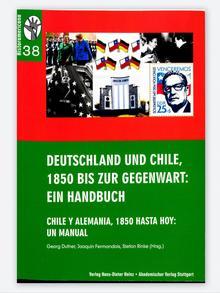 Cover Deutschland und Chile, 1850 bis zur Gegenwart: Ein Handbuch