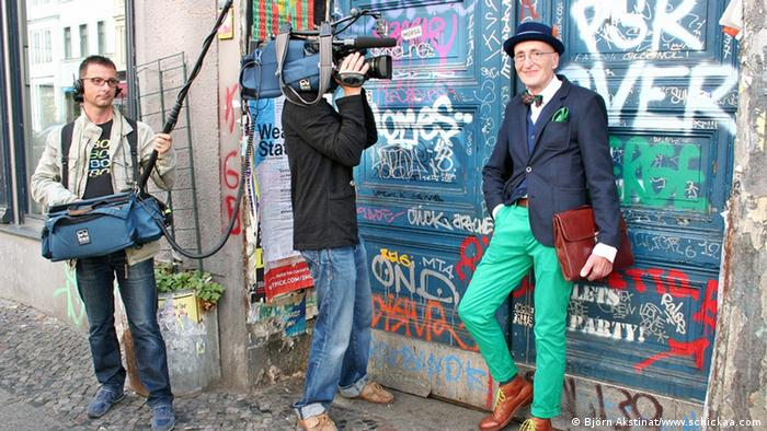 Мода на улицах Берлина