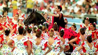 Barcelona in 1992 was one of four Olympic opening ceremonies Lämmer says were pivotal