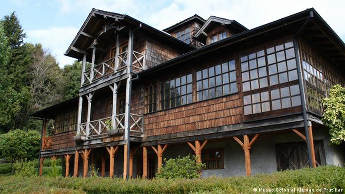Chile Deutsches Einwanderermuseum in Frutillar