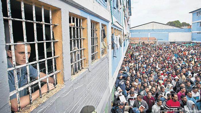Kolumbien Bogota Gefängnis La Modelo