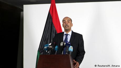 موسى الكوني، عضو المجلس الرئاسي في ليبيا