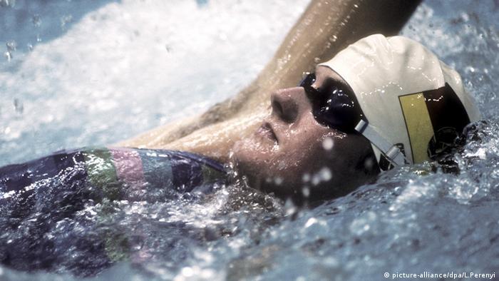 Die erfolgreichsten Olympioniken Kristin Otto