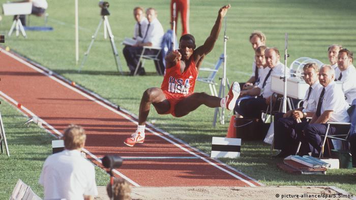 Die erfolgreichsten Olympioniken Carl Lewis