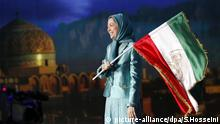Free Iran Rally Paris Frankreich (picture-alliance/dpa/S.Hosseini)