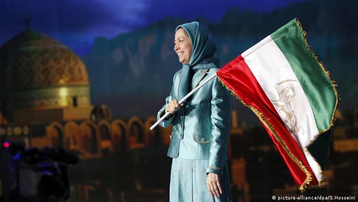Free Iran Rally Paris Frankreich