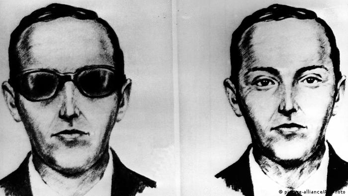 FBI gives up investigation into mysterious DB Cooper