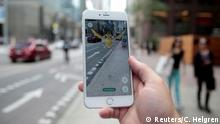 Mobile App Pokémon GO