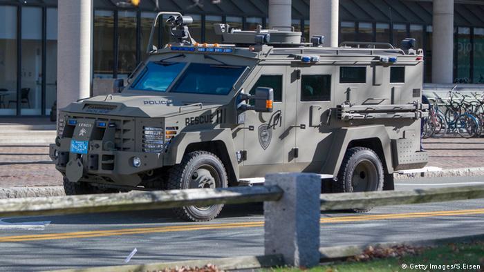 Polizeigewalt in den USA
