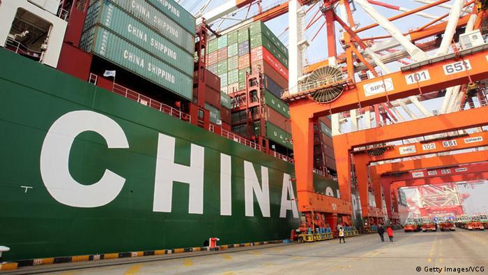 China Containerhafen