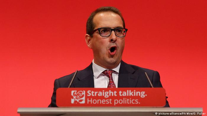 Owen Smith (Foto: picture-alliance/PA Wire/G. Fuller)