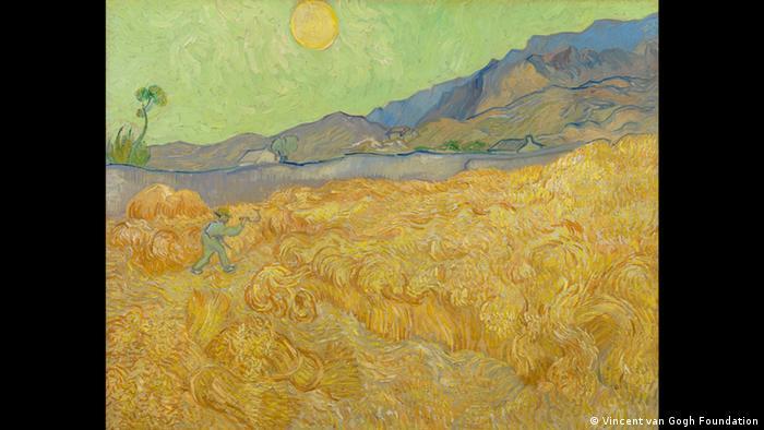 Vincent van Gogh Ausstellung Amsterdam Niederlande