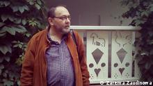 Kunstlerischer Leiter von Teatr.doc in Moskau Mikhail Ugarow Copyright: Zarema Zaudinowa
