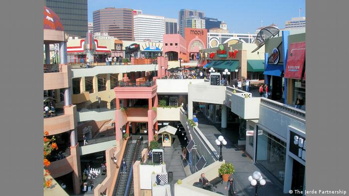 Horton Plaza San Diego, © The Jerde Partnership