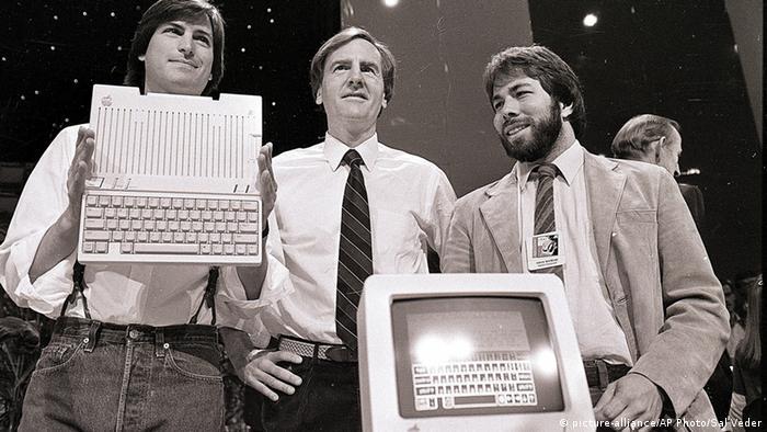 Презентация Apple IIc