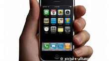 iPhone 2G von Apple 2007