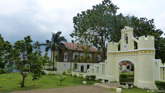 São Tomé und Príncipe Casa Grande auf der Insel Príncipe