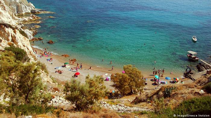 Griechenland Insel Chios (Imago/Greece Invision)