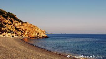 Παραλία στη Χίο