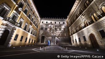 Итальянский банк Monte Dei Paschi di Siena - самый старый в мире