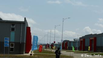 Äthiopien Eröffnung Industriepark Industrial Park in Hawassa