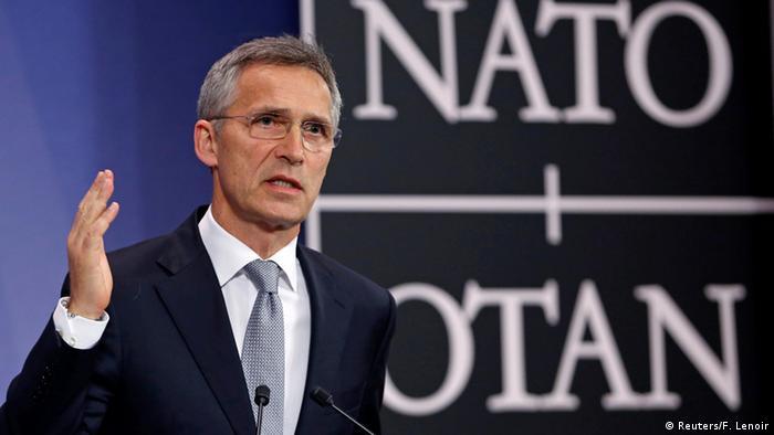 Генсек НАТО: РФ должна прекратить поддержку сепаратистов в Донбассе