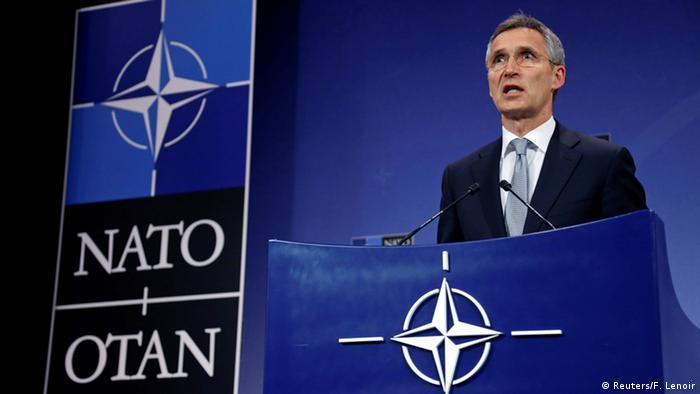Belgien Jens Stoltenberg NATO PK (Reuters/F. Lenoir)