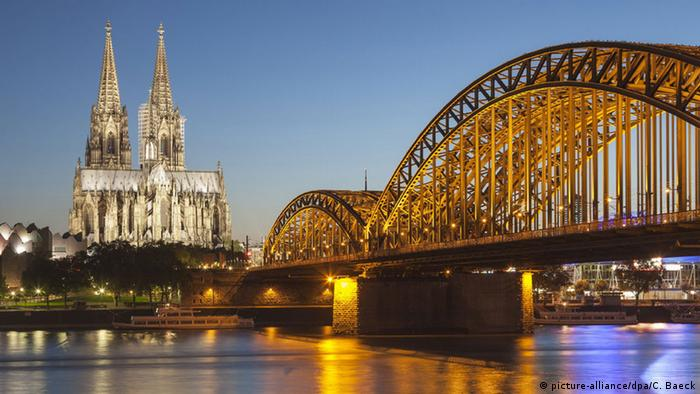 Cologne Cathedral (Foto: picture-alliance/dpa/C. Baeck)