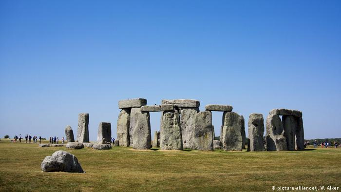 Stonehenge (picture-alliance/J. W. Alker)