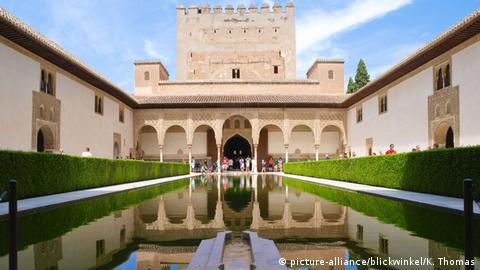 Spain Alhambra (picture-alliance/blickwinkel/K. Thomas)