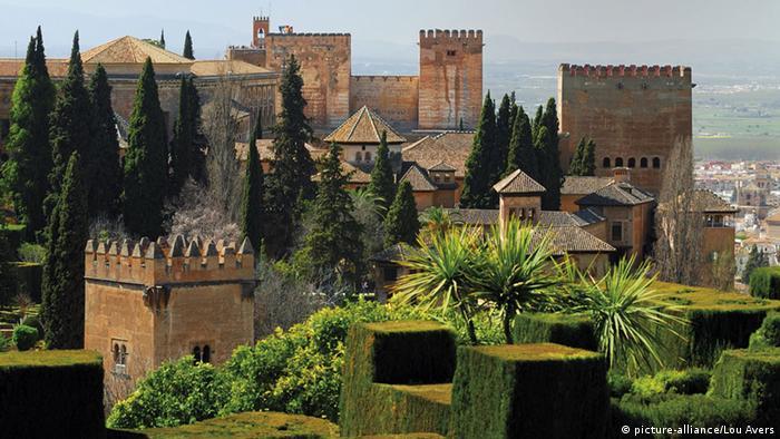 Альгамбра, Гранада