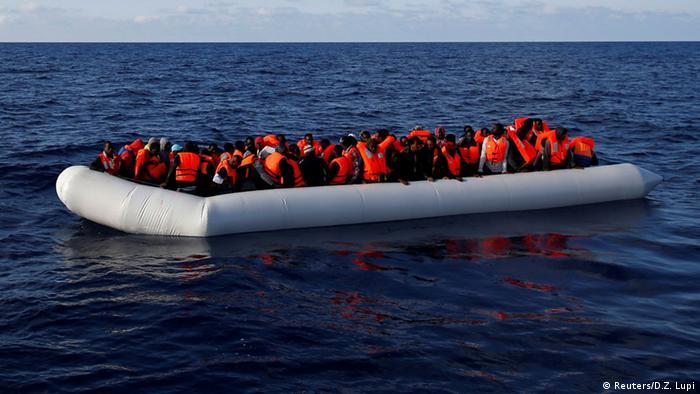 IOM highlights refugee drownings