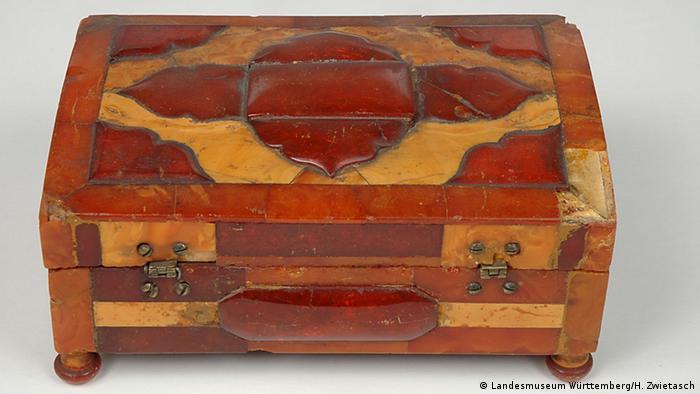 Настоящие сокровища в Земельном музее Вюртемберга