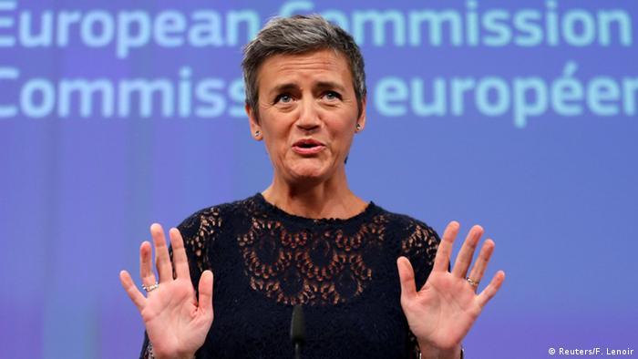 Dinamarquesa Margrethe Vestager lidera pasta Uma Europa Preparada para a Era Digital