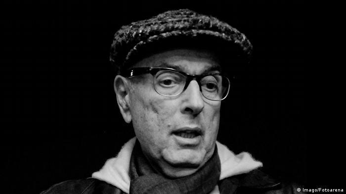 O diretor argentino naturalizado brasileiro Héctor Babenco