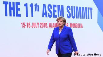 Mongolei ASEM Asien-Europa-Gipfel in Ulan Bator