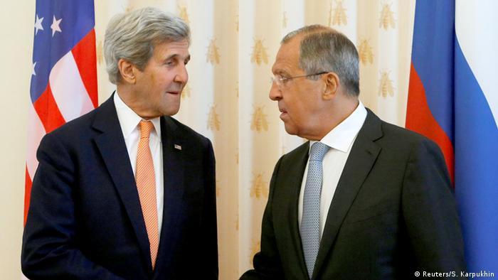 Síria – O pragmatismo de EUA e Rússia na crise