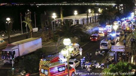 Atentado em Nice