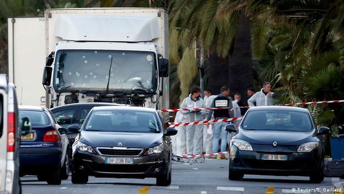 Autor de ataque em Nice é formalmente identificado