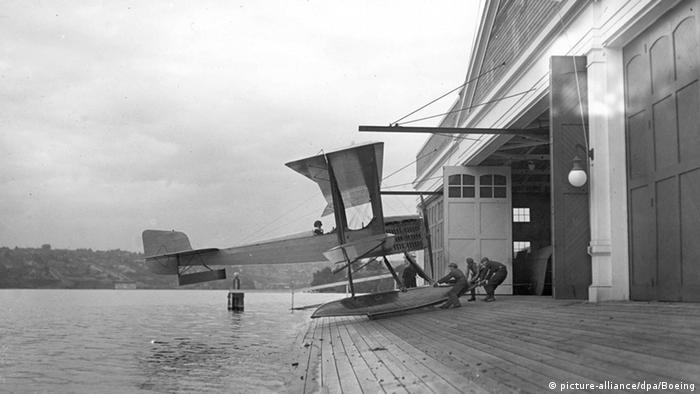 Boeing Lake Union