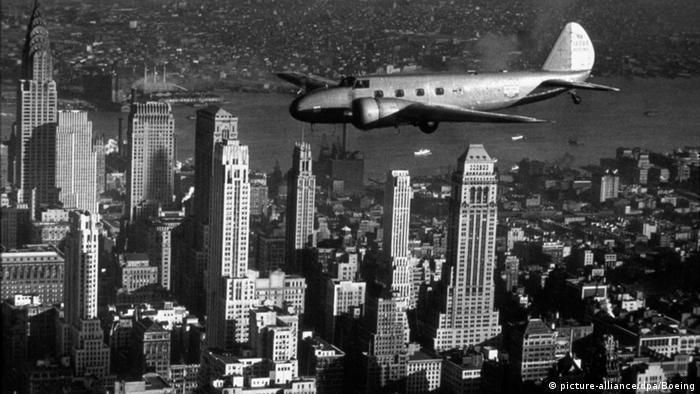 Boeing modelo 247D