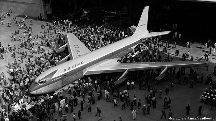 USA Boeing 707